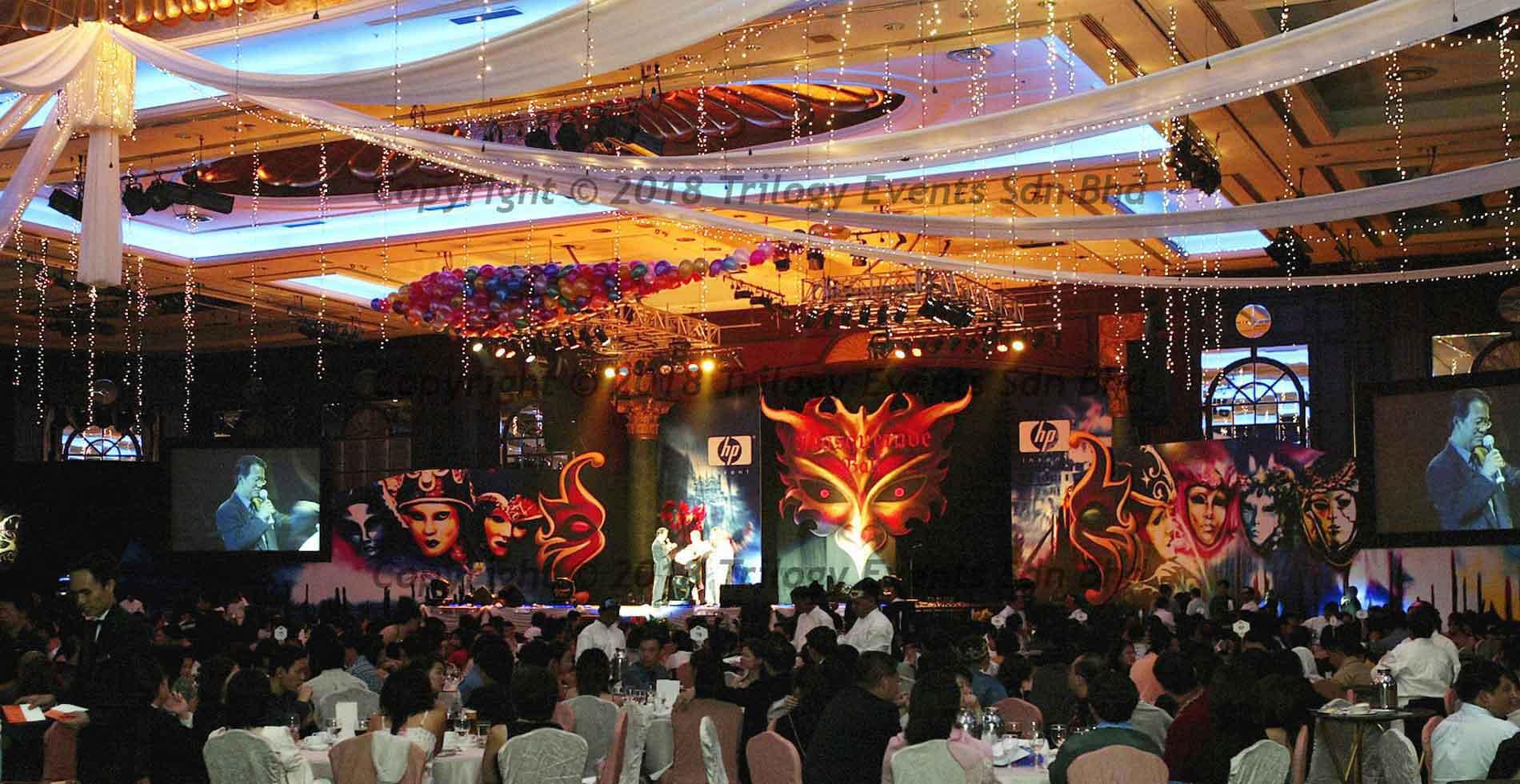 EVENTS SERVICES COMPANY IN KUALA LUMPUR, MALAYSIA